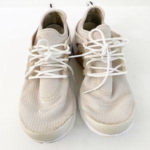 Nike Air Presto Women's Cream Running Shoes Size 9